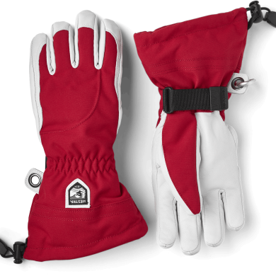 Hestra Heli Ski Female - Red